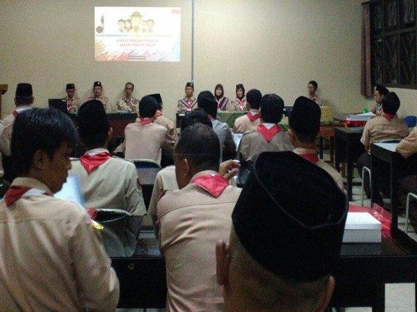Kursus Pembina Pramuka Mahir Tingkat Dasar 2017