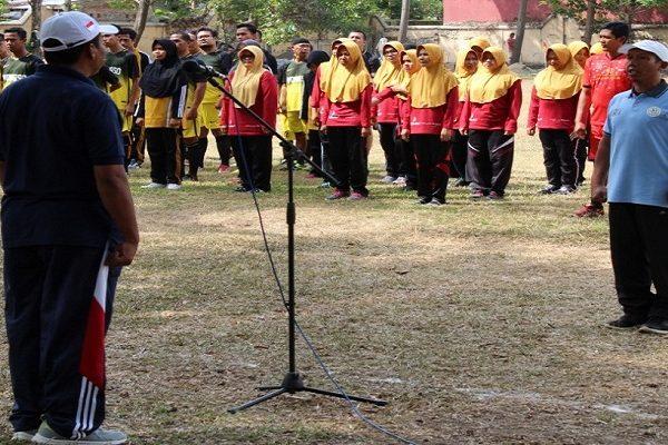Semarak HUT RI Ke-73 di SMK Negeri 1 Gombong