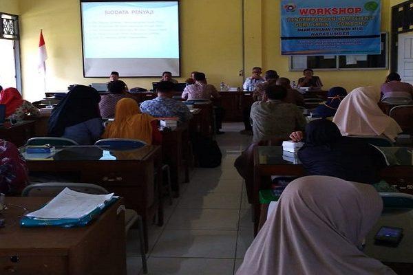 Workshop Pengembangan Kompetensi Guru SMK Negeri 1 Gombong