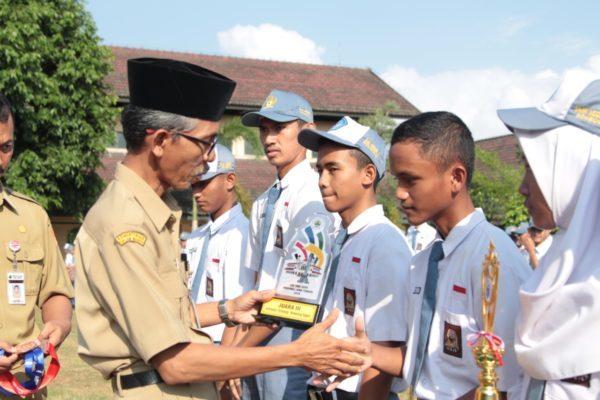 Siswa SMK Negeri 1 Gombong Sabet Juara dari LKS Tingkat Provinsi hingga PorProv 2018