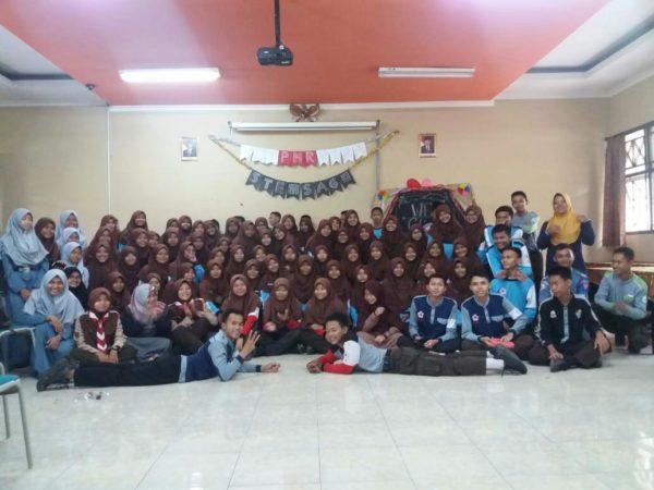 Selamat ulang tahun yang ke-14 PMR Wira Stemsago