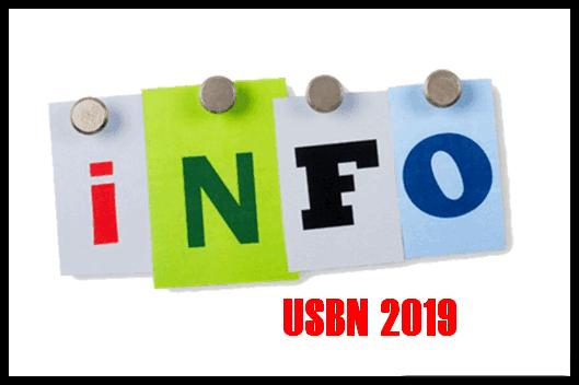 Jadwal USBN 2019