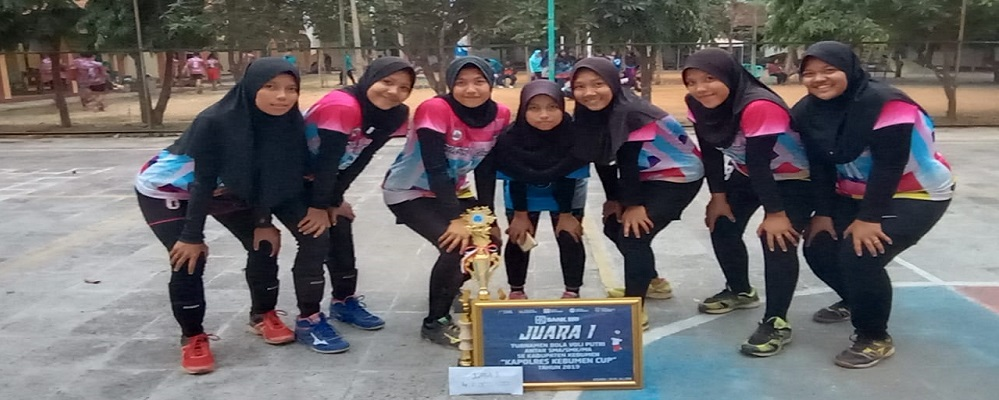 Juara 1 Voli 2019