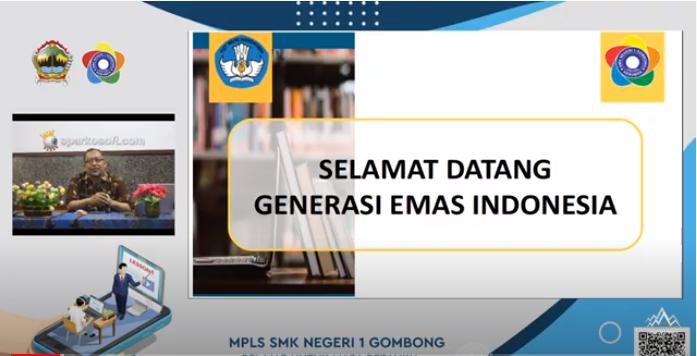 MPLS (Masa Pengenalan Lingkungan Sekolah) SMK Negeri 1 Gombong Hari Ke-2