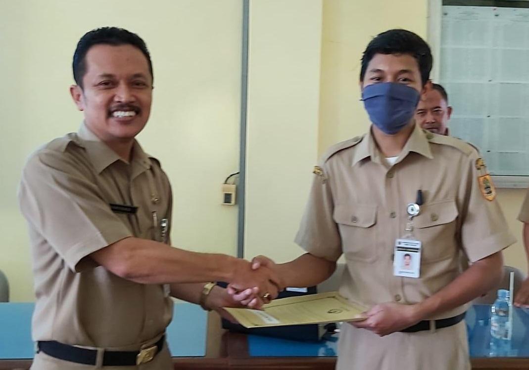 SMK N 1 Gombong Raih Juara  III Kontes Kreativitas Pembelajaran Online