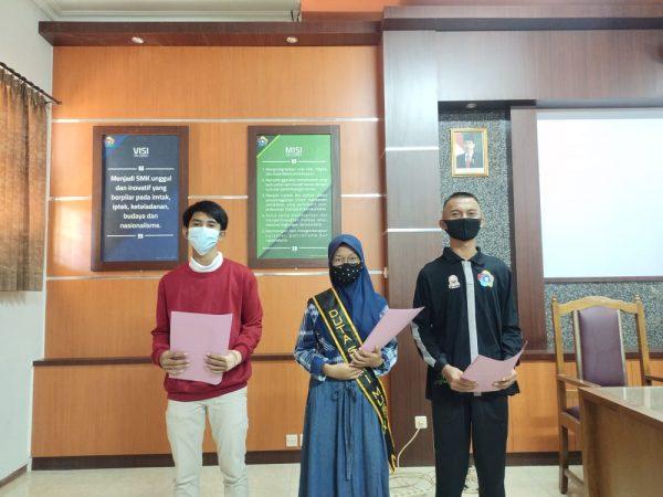 Ajang Pencarian Duta Seni dan Festival Band Secara Online DI SMKN 1 Gombong