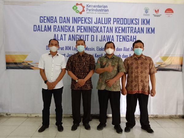 SMKN 1 Gombong bersama Koperasi Batur Jaya Menandatangani Naskah Kerja Sama DUDIKA